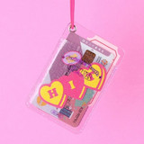 After The Rain Twinkle youth club flat card holder case