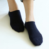 Navy - Dailylike Daily basic women no show socks