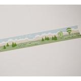 Dailylike Landscape deco masking tape set of 4