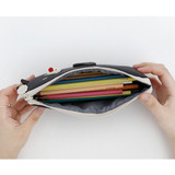 ROMANE Brunch brother coco pencil pouch pen case