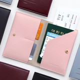 Iconic Slit passport cover case holder