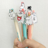 Romane Moomin acrylic black gel pen 0.5mm