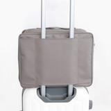 Trolley sleeve - Two way trunk travel organizer pouch bag