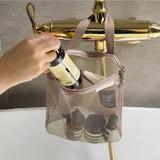 Beige - Byfulldesign Travelus Medium slim mesh pouch ver4