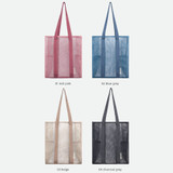 Color - Byfulldesign Travelus mesh shoulder tote travel bag