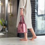 Indi pink - Travelus mesh bucket tote travel bag
