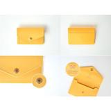 Lovelyborn synthetic leather card case holder