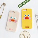 Brunch brother duck iPhone 6+ 6S+ 7+ 8+ silicone case