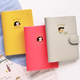Du dum RFID blocking passport case holder