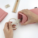 Molly - ROMANE My rolly cotton long pouch