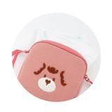 Romane My rolly secret cotton zipper pouch
