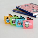 Animal magnetic bookmark