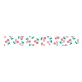 Dailylike Sweet cherry single roll washi masking tape