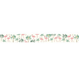 Dailylike Deco 25mm single roll masking tape - Flamingo
