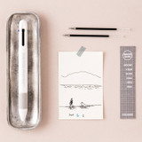 Livework Life and pieces 0.4mm gel ink pen refill set