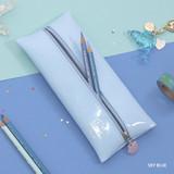 Sky blue - Second mansion Dear moonlight zipper pencil case pouch