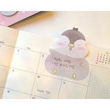 Big memo - Pochapeng sticky bookmark memo notepad set