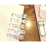 Index - Pochapeng sticky bookmark memo notepad set