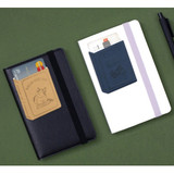 Example of use - Book PU sticky pocket phone card case wallet