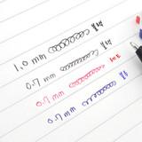 2Young Agenda premium 3 colors ballpoint multi pen