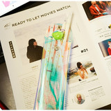 Example of use - Odong et valerie hologram folding pencil case