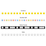 Option - ROMANE My rolly Washi paper 15mm X 10m deco masking tape