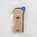 Package - Brunch brother toast silicon zipper pouch