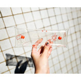 N.IVY Odong et valerie today's weather clear folding pencil case
