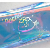 N.IVY Pochapeng hologram folding pencil case