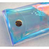 N.IVY Pochapeng hologram folding pencil case