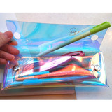 Example of use - Pochapeng hologram folding pencil case