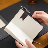 Example of use - Draw Memories Tomorrow small hardcover blank notebook