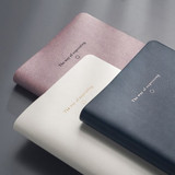 Byfulldesign The way of expressing blank and lined notebook