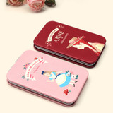 Bookfriends World literature folding hand mirror