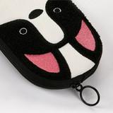 O ring - Boucle canvas zipper pen case pouch