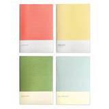 O-CHECK Spring come medium school notebook