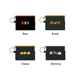 Option - Wanna This Tailorbird embroidered card case wallet ver4