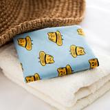 Livework Illustration pattern squared edge hankie handkerchief