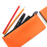 Example of use - Fenice Premium PU seamless pen pencil case pouch