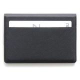 Back pocket - Fenice Premium business PU cover card case pocket