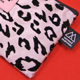 Leopard pattern - Second Mansion Bonjour leopard zipper pencil pen case pouch