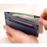 Bill pocket - Byfulldesign Oxford palm flat card case wallet