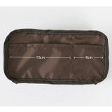 Inner pockets - 2NUL Bulky zipper pencil case pen pouch