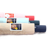 Comes with pouch - Monopoly Line friends hanging automatic 3 fold umbrella