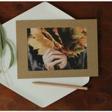 5X7 Kraft paper photo frame set of 10 sheets