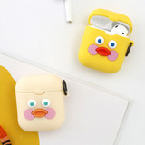 Example of use - ROMANE Brunch brother AirPods case silicone cover