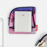 Example of use - All new frame Myeongmi Choi E collection mini zipper pouch