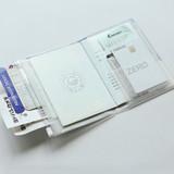 Dailylike Pilot bear zip pocket travel passport cover holder