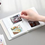 Example of use - ICONIC Instax mini polaroid slip in photo album ver4