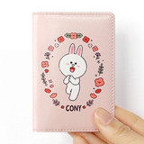 Size - Monopoly Flower line friends card case holder